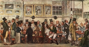 The Daffy Club (slang for gin drinkers) 1820s