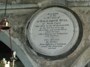 Bull family memorials 004