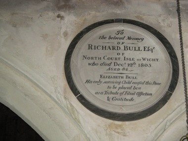 Bull family memorials 012