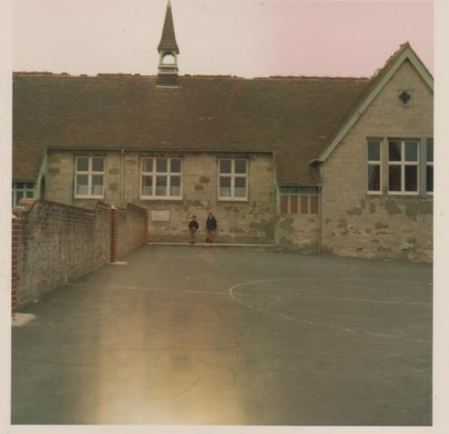 027 Original Shanklin C of E School